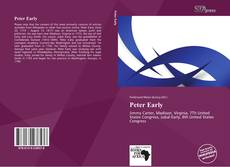 Capa do livro de Peter Early