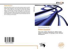 Capa do livro de Peter Easton