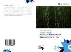 Bookcover of Peter Engel