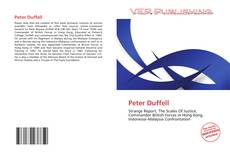 Couverture de Peter Duffell