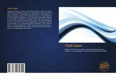 Vlad Lupan kitap kapağı