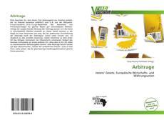 Bookcover of Arbitrage