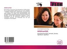 Borítókép a  Arbitrarität - hoz