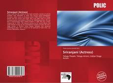 Portada del libro de Sriranjani (Actress)