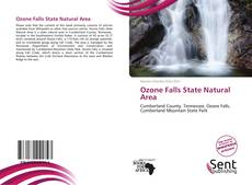 Couverture de Ozone Falls State Natural Area