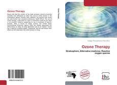Couverture de Ozone Therapy