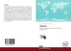Capa do livro de Arborn