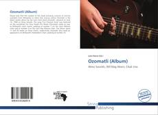 Bookcover of Ozomatli (Album)