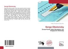 Bookcover of Serge Obolensky