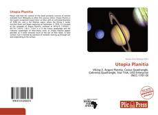 Bookcover of Utopia Planitia