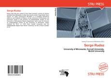 Buchcover von Serge Rudaz