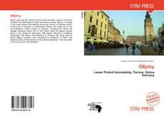 Buchcover von Ołpiny
