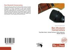 Capa do livro de Ron Shulamit Conservatory