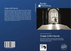 Bookcover of Temple (LDS Church)