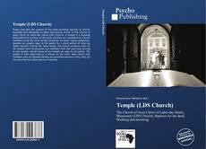 Capa do livro de Temple (LDS Church)
