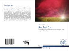 Buchcover von Ron Scot Fry