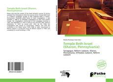 Borítókép a  Temple Beth Israel (Sharon, Pennsylvania) - hoz