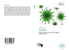 Borítókép a  RecBCD - hoz