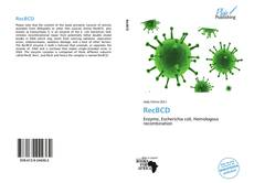 Bookcover of RecBCD