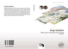 Bookcover of Serge Sudeikin
