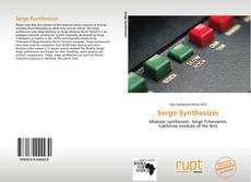 Bookcover of Serge Synthesizer