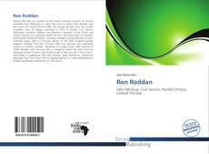 Bookcover of Ron Roddan