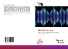 Nebula Records kitap kapağı
