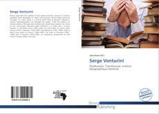 Borítókép a  Serge Venturini - hoz