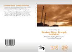 Buchcover von Received Signal Strength Indication