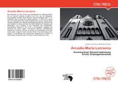 Portada del libro de Arcadio María Larraona