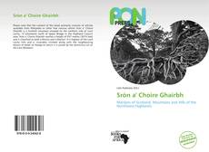 Bookcover of Sròn a' Choire Ghairbh