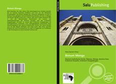Bookcover of Bistum Manga