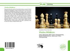 Vladas Mikėnas kitap kapağı