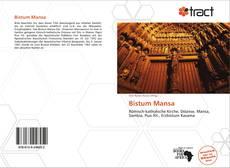 Portada del libro de Bistum Mansa