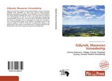 Portada del libro de Giżynek, Masovian Voivodeship