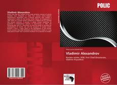 Обложка Vladimir Alexandrov