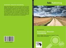 Portada del libro de Kontrewers, Masovian Voivodeship