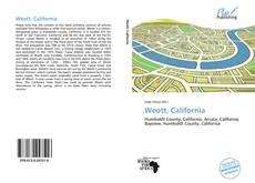 Capa do livro de Weott, California