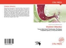 Buchcover von Vladimir Atlantov