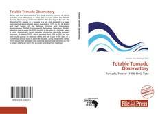 Bookcover of Totable Tornado Observatory
