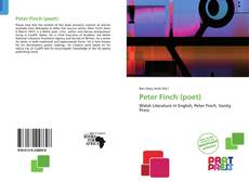 Bookcover of Peter Finch (poet)