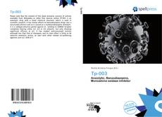Bookcover of Tp-003