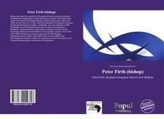 Buchcover von Peter Firth (bishop)