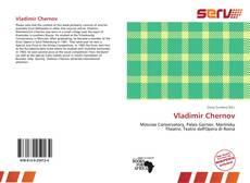 Bookcover of Vladimir Chernov