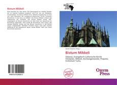 Bookcover of Bistum Mikkeli