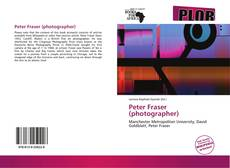 Bookcover of Peter Fraser (photographer)