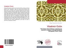 Portada del libro de Vladimir Colin