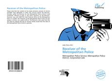 Bookcover of Receiver of the Metropolitan Police
