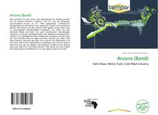 Bookcover of Arcana (Band)