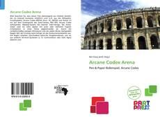 Couverture de Arcane Codex Arena